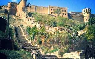 Крепость «Нарын-Кала» — музейный комплекс