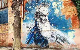 Толстой на Кавказе