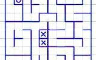 Точки и квадраты