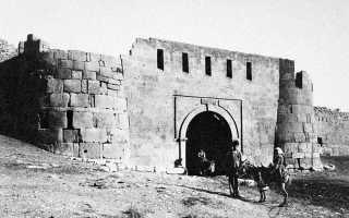 Распад Арабского халифата