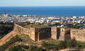История древней дербентской оборонительной системы