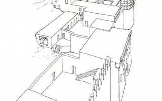 Гражданские сооружения на территории Древнего Дербента