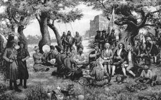 Внешнеполитическая обстановка в 20-х годах 19 века