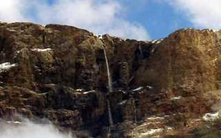Чараур — самый высокий водопад Дагестана
