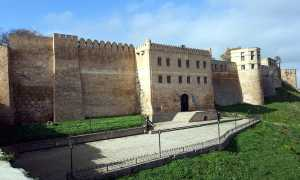 Древний Дербент — город с богатой историей и необычной судьбой