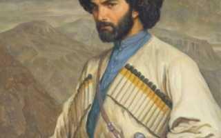 Хаджи-Мурат наиб имама Шамиля