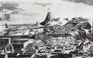 Создание древней Дербентской оборонительной системы