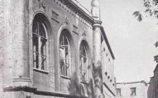 Гражданские сооружения, ханский дворец, фасад, реставрация