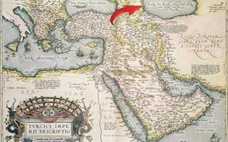1570 Ортелий Абрахам