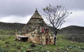 Мавзолей в селении Карчаг
