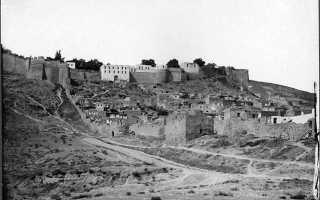 Дербент в XIX веке, развитие города