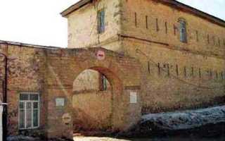 Аранинская крепость фортификационное сооружение около Хунзаха