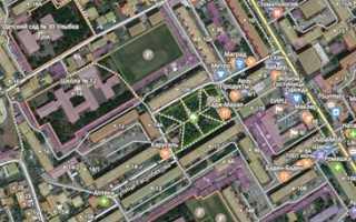 Народная карта города Дербента