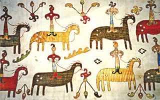 Тайны даргинской вышивки — орнамент поражающий воображение