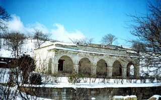 Гауптвахта (офицерская, 1828 г.) музей внутри крепости Нарын-кала
