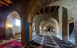 Джума-мечеть в селении Кумух