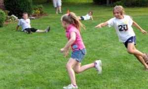 Салки — подвижная игра на все времена