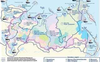 Кавказ – от моря до моря