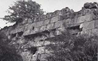 Даг-Бары, кавказская оборонительная стена