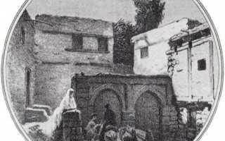Фонтаны и бани древнего Дербента, фонтан Хан-булах