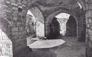 Фонтаны и бани, водоразборные фонтаны Дербента