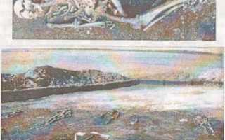 Курганы — загадочные объекты древнего Дербента