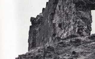 Даг-Бары, сохранившиеся фрагменты грандиозной оборонительной системы