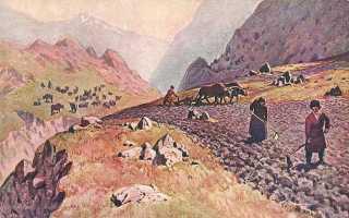 Кавказ в 17 веке