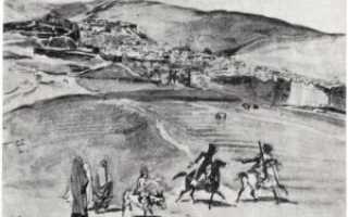 Общественный центр старого Дербента — факты