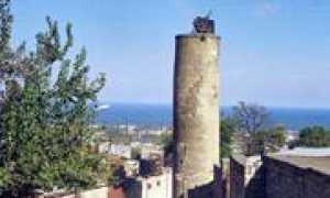 Минарет мечеть — панорама 360