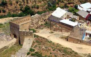 Джарчи-капы (6 век) — водяные ворота