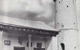 Мечети и минареты — памятники Дербента