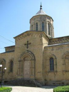 Армянская крепость, год 2010