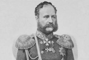 Князь Александр Барятинский