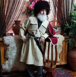 Башлык, казачий