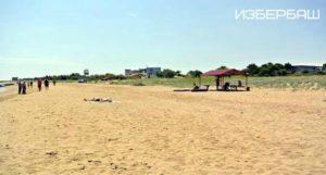 Пляж Избербаш