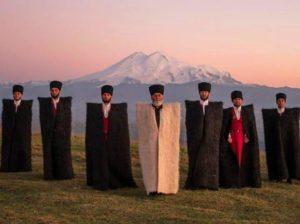 Супергерои Кавказа.