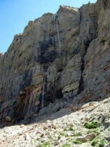 Чараур - самый высокий водопад Дагестана