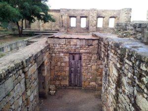 Цитадель, помещения крепости