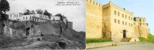 Крепость Нарын-Кала главная часть