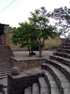 Цитадель, лестница