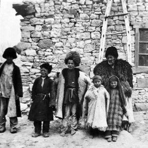 Дагестанцы. фото 100 лет назад.
