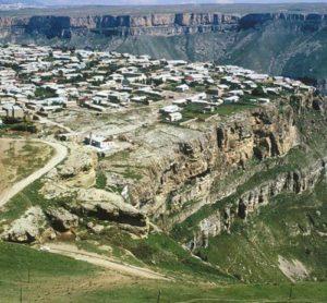 Дегестан, село на горном плато