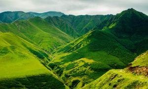 Дагестан - страна гор