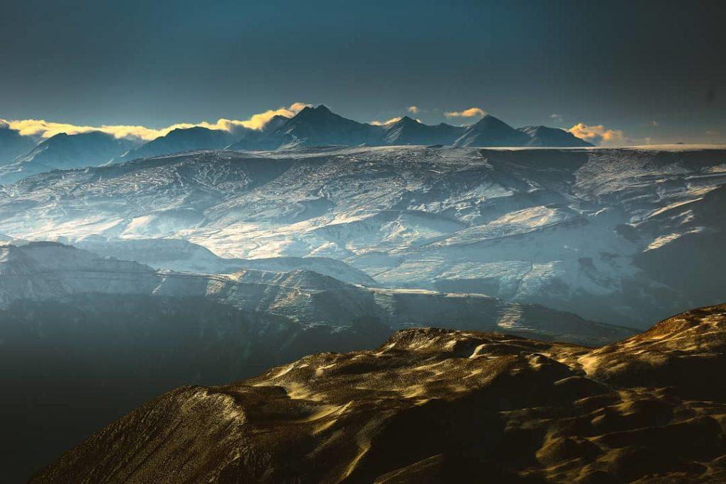 Прекрасные Дагестанские горы