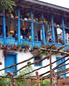 Типичный балкон