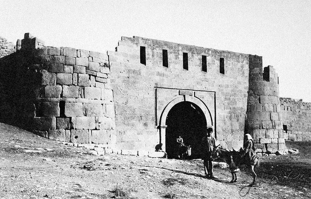 Баят-капы начало 20 века