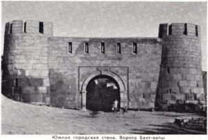 Ворота Баят-Капы