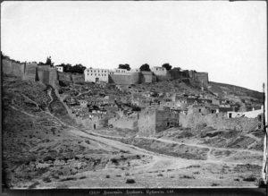 Дербентская крепость и ворота Баят-капы
