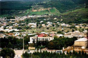 Дербент, центр, 2000 год